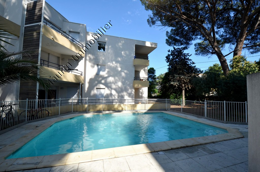 Location montpellier beau t3 avec garage et piscine - Piscine spa montpellier ...